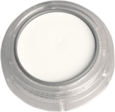 Grimas Creme Make-Up 001 Wit (2,5ml)
