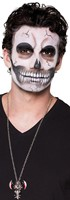 Halloween Ketting  Magere Hein - Grim Reaper-2