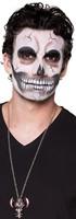 Halloween Ketting  Magere Hein - Grim Reaper-2