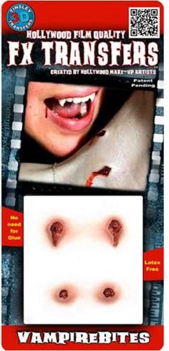Professionele Special FX Wond - Vampier Beet