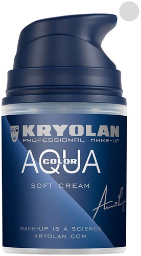 Softcream Aquacolor 50ml Kryolan 070