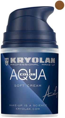 50ml Kryolan 102 Aquacolor Softcream
