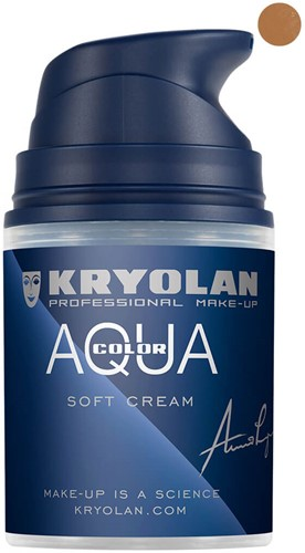 Softcream 50ml Kryolan Aquacolor 103