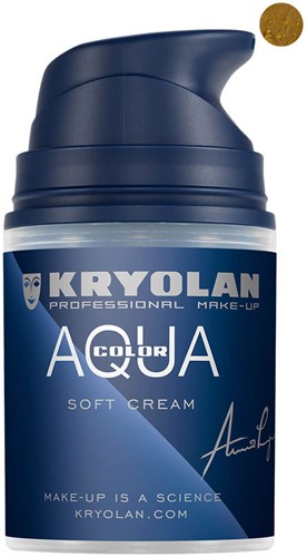 Kryolan Gold Aquacolor Softcream 50ml