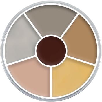 Supracolor Vetschmink Kryolan Corpse 2 (6 kleuren)