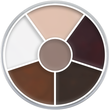 Kryolan Supracolor Vetschmink Old Age (6 kleuren)