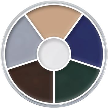 Supracolor Vetschmink Kryolan Zombie (6 kleuren)