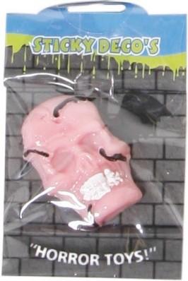 Sticky Pink Skull
