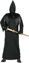 Halloweenkostuum Evil Black