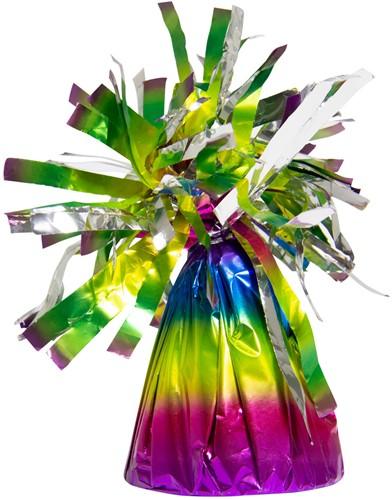 Regenboog (Rainbow) Ballongewicht Folie