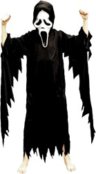 Scream Kostuum voor kinderen
