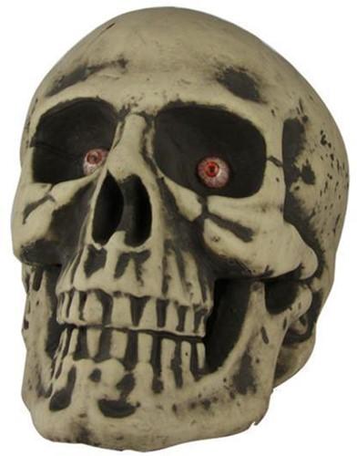 Deco Skull met Licht (39cm)