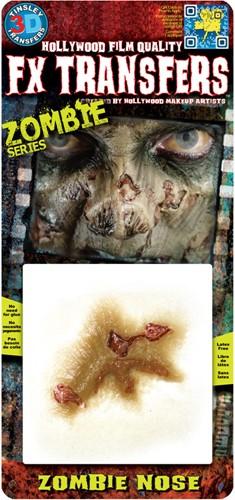 Professionele Special FX Wond - Zombie Neus