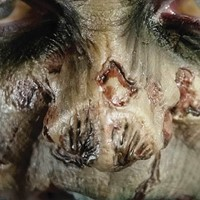 Professionele Special FX Wond - Zombie Neus-2