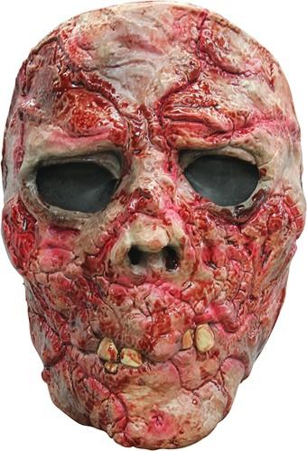 Masker Bloody Zombie Latex (gezichtsmasker)