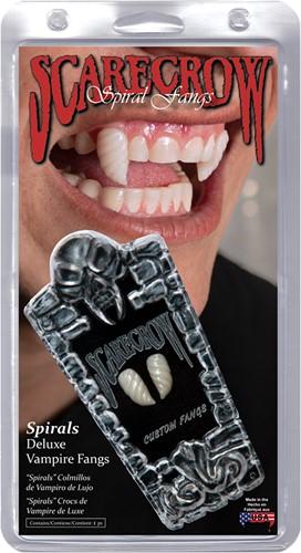 Luxe Vampier Tanden Spiraal-2