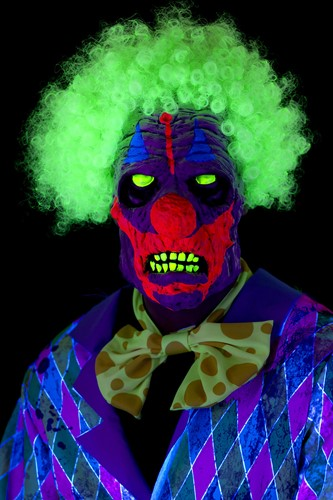 Masker Enge Clown Horror