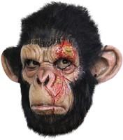 Gezichtsmasker Infected Chimp (luxe)-2