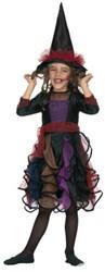Heksenjurk (met hoed) voor meisjes