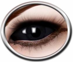Sclera Black Eye Lenzen (6 maanden)