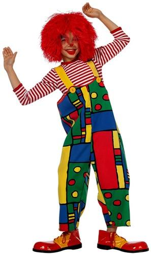 Clownsbroek Mondriaan