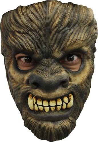 Masker Wolfman Latex (Gezichtsmasker)