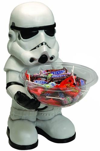 Snoepschaal met Houder Stormtrooper - Star Wars (40cm)
