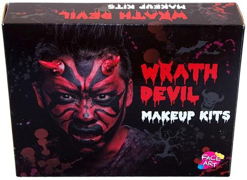 Duivel Make-Up Set