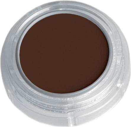 Water Make-up Grimas 1001 Donkerbruin (2,5ml)