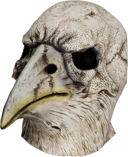Masker Pestmeester Skull Eagle (Latex)