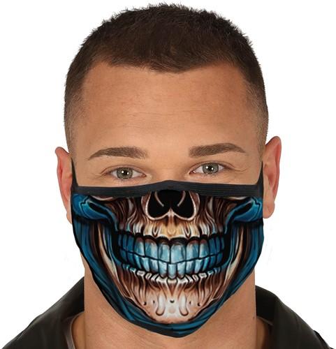 Skull Mondkapje