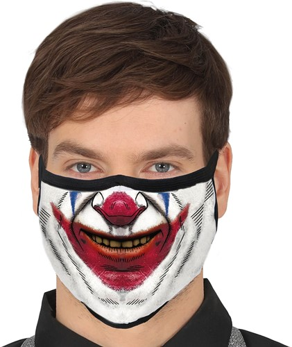 Clown Mondkapje
