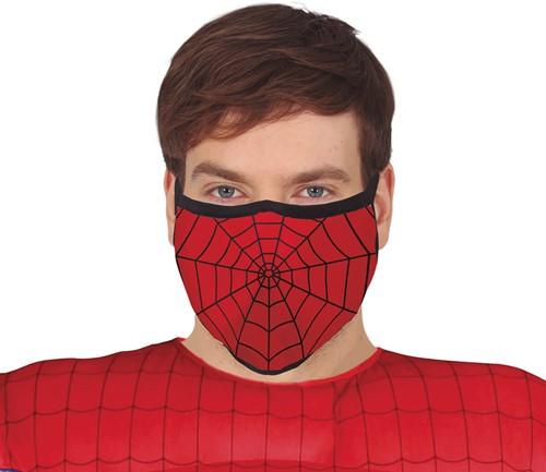 Spiderman Mondkapje