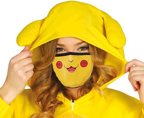 Pikachu Mondkapje