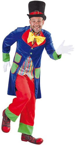 Clownspak Lucky (heren)