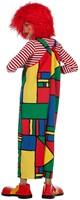 Clownsbroek Mondriaan -3