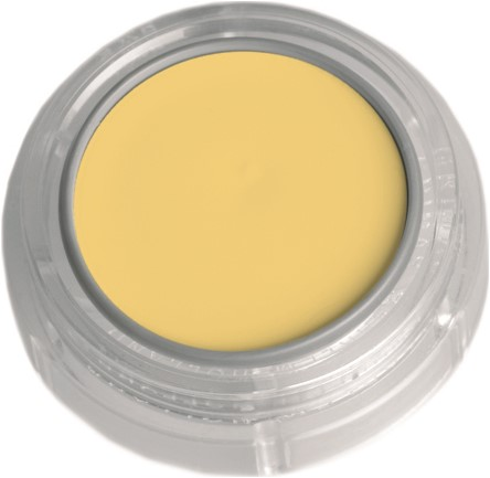 Creme Make-Up Grimas 1521 Lijkenkleur (2,5ml)