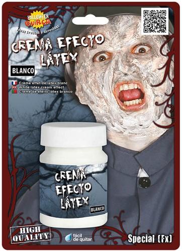 Latex 30ml Creme Wit