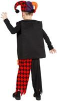 Halloweenkostuum Sinister Joker voor kinderen-2
