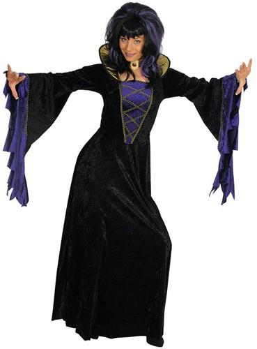 Damesjurk Dracula / Heks