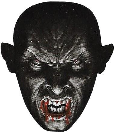 Weerwolf Morph Masker