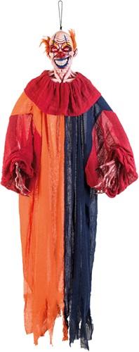 Halloween Decoratie Horror Clown (165cm)