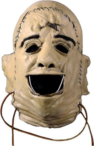 Latex Gezichtsmasker Leatherface (The Texas Chainsaw Massacre)