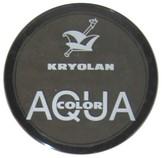 Kryolan Aquacolor 101 Bruin/zwart (20ml)