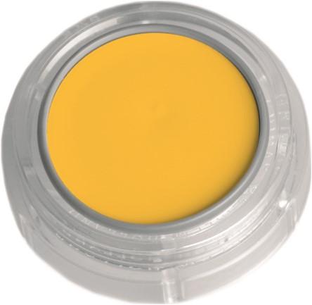 Creme Make-Up Grimas 201 Oranjegeel (2,5ml)