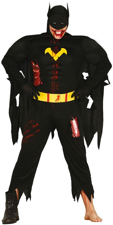 Professionele Halloween Kostuums.Halloween Kostuum Batman Zombie