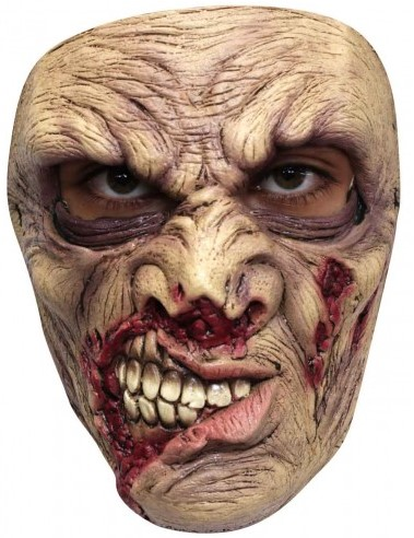 Latex Gezichtsmasker Zombie