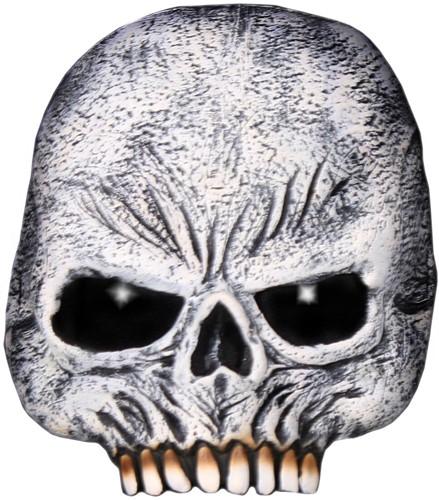Skull Half Masker Luxe