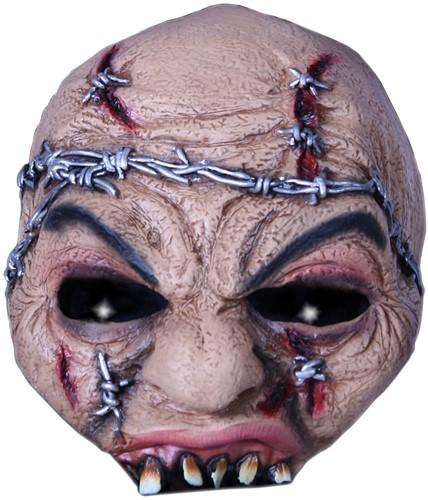 Barbed Wire Half Masker