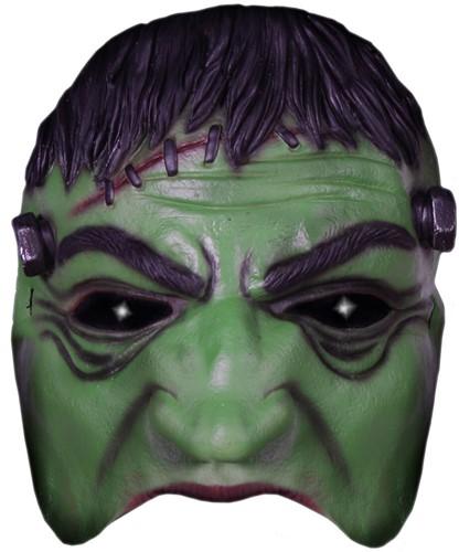 Half Masker Frankenstein Luxe